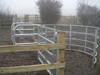 Fencing - Kissing gate and horse step over